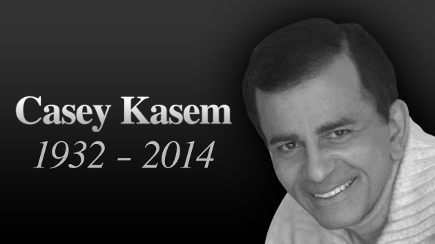 70s on 7 pays tribute to radio legend Casey Kasem with an