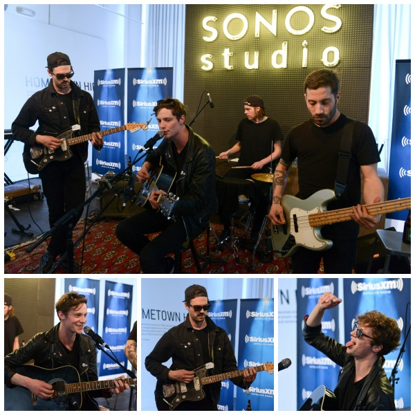 Drowners Sonos Collage