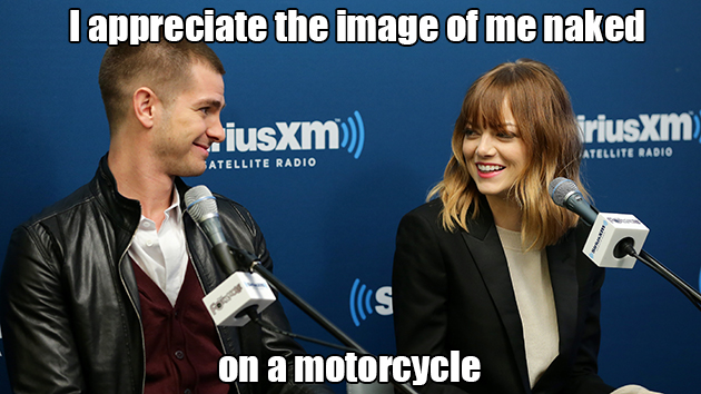 """SiriusXM's Town Hall With The Cast Of """"The Amazing Spider-Man 2"""" On Jamie Foxx's SiriusXM Channel The Foxxhole"""