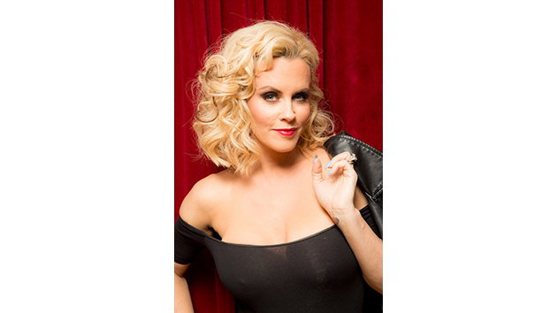 Jenny McCarthy will pose for Playboy again when somebody