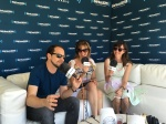 Silversun Pickups with Madison at Lollapalooza 2016