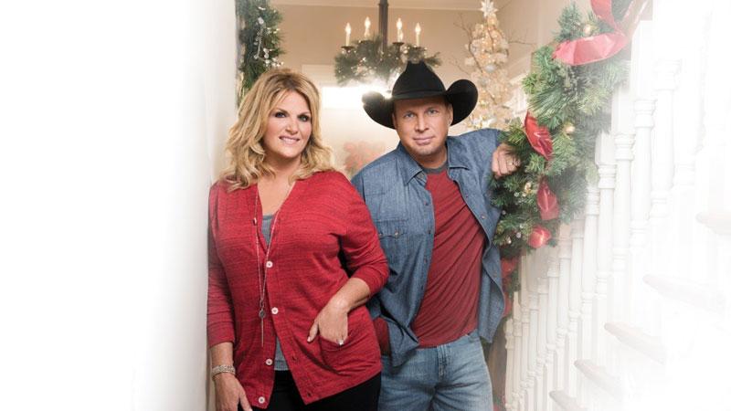 Garth Brooks Christmas Album.Garth Brooks Trisha Yearwood Gear Up For The Holidays With New