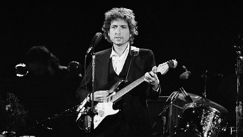 Changing of the Guard: Bob Dylan wins the Nobel Prize |