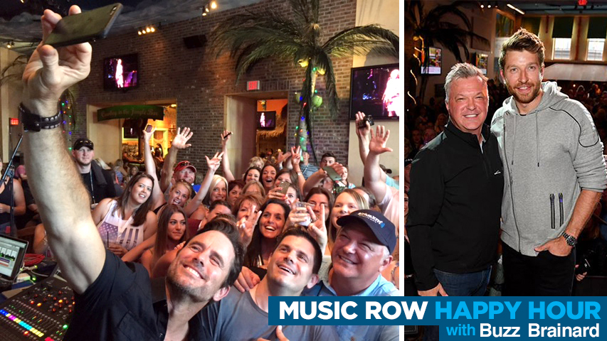SiriusXM's The Highway Music Row Happy Hour is going on tour!  