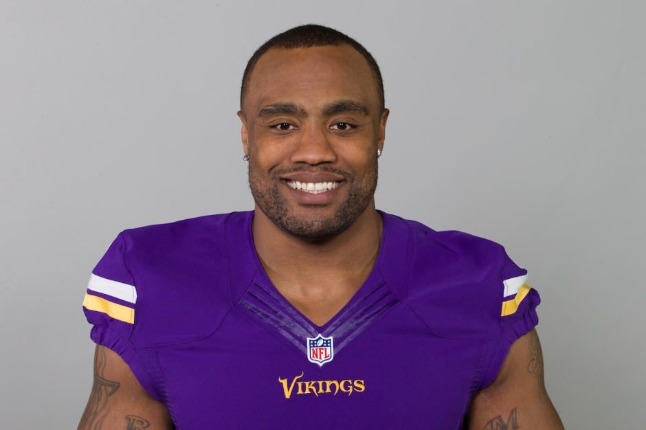 official photos 22526 fc83a Everson Griffen: Vikings have a 'real close locker room'