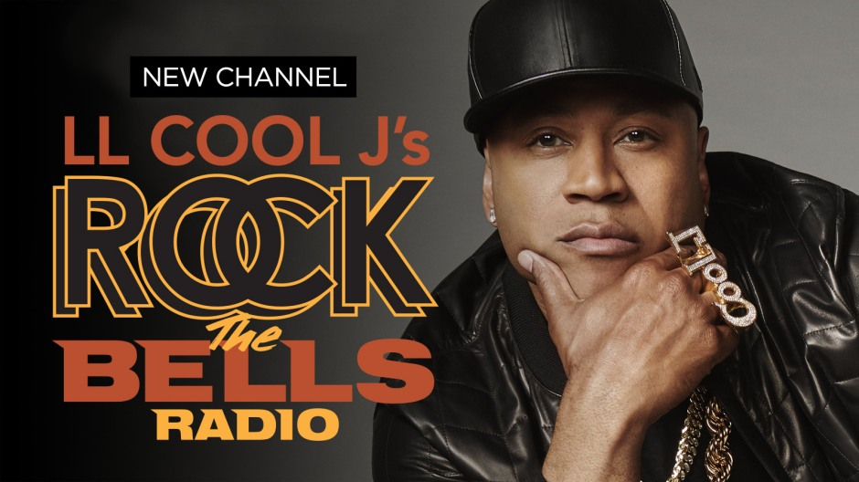 LL COOL J launches exclusive new SiriusXM channel 'Rock The