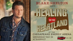 """Healing In The Heartland"" with Blake Shelton"