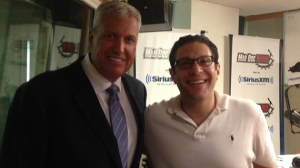 Rex Ryan and Adam Schein