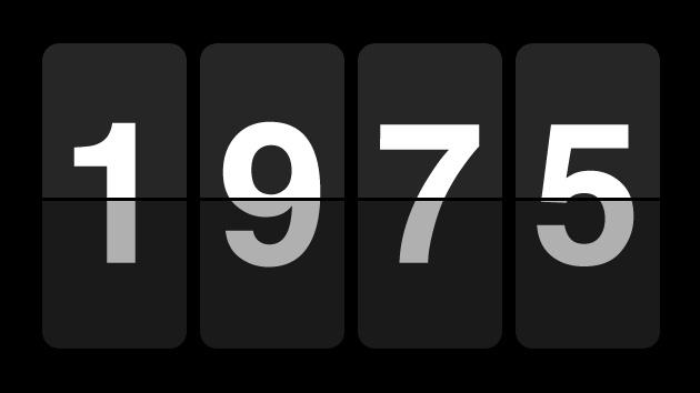 1975 clock