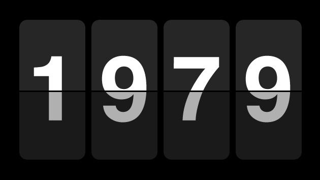 Countdown Clock 1979
