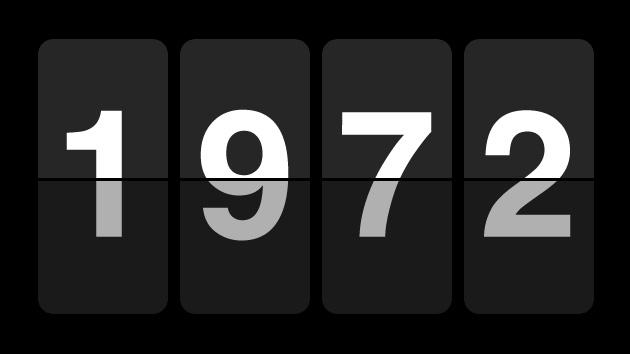 70s on 7 1972