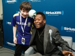SiriusXM Town Hall with Pelé (Photo credit: Cindy Ord/Getty Images for SiriusXM)