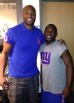 NFL Radio - TCT - New York Giants - Amani Toomer and Trindon Holliday