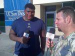 NFL Radio - TCT - San Diego Chargers - DJ Fluker