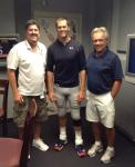 NFL Radio - 2014 TCT - Patriots - Tom Brady with Jim Miller and Pat Kirwan