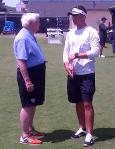 NFL Radio - 2014 TCT - Raiders - Dennis Allen with Gil Brandt