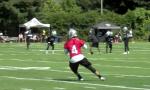 NFL Radio - 2014 TCT - Derek Carr on field