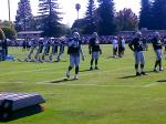 NFL Radio - 2014 TCT - Raiders Camp 2