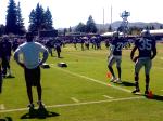 NFL Radio - 2014 TCT - Raiders Camp 3