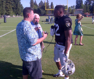 NFL Radio - 2014 TCT - Raiders - Khalil Mack