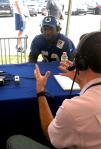 NFL Radio - 2014 TCT - Colts - D'Qwell Jackson