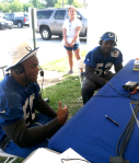 NFL Radio - 2014 TCT - Colts - Jerrell Freeman and D'Qwell Jackson
