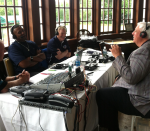 NFL Radio - 2014 TCT - Saints - Jim Justice