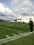 NFL Radio - 2014 TCT - Saints - Saints Practice