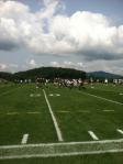 NFL Radio - 2014 TCT - Saints - Saints drills