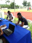 NFL Radio - 2014 TCT - Gino Smith and Eric Decker