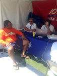 NFL Radio - 2014 TCT - Broncos - G Orlando Franklin
