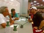 NFL Radio - 2014 TCT - Cardinals - QB Carson Palmer