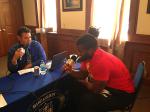 NFL Radio - 2014 TCT - Chiefs - DT Dontari Poe