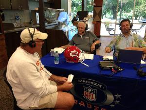 NFL Radio - 2014 TCT - Chiefs - GM John Dorsey