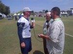 NFL Radio - 2014 TCT - Cowboys - Brandon Weeden