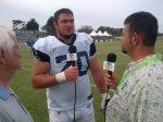 NFL Radio - 2014 TCT - Zak Martin