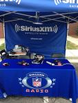 NFL Radio - 2014 TCT - Falcons - SiriusXM set