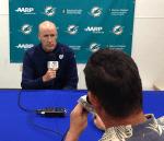 NFL Radio - 2014 TCT - Dolphins - HC Joe Philbin