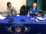 NFL Radio - 2014 TCT - Dolphins - Alex Marvez and Bill Polian