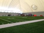 NFL Radio - 2014 TCT - Dolphins - Practice bubble
