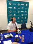 NFL Radio - 2014 TCT - Dolphins - QB Ryan Tannehill