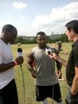 NFL Radio - 2014 TCT - Bengals - Giovani Bernard