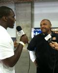 NFL Radio - 2014 TCT - Bengals - Hue Jackson