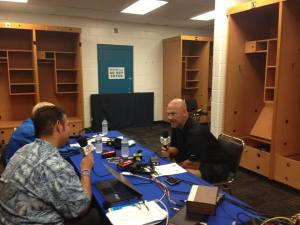 NFL Radio - 2014 TCT - Jaguars - HC Gus Bradley