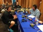 NFL Radio - 2014 TCT - Jaguars - LB Paul Posluszny