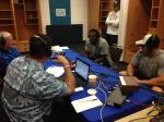 NFL Radio - 2014 TCT - Jaguars - WR Marquise Lee and RB Toby Gerhart