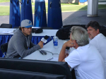 NFL Radio - 2014 TCT - Lions - QB Matthew Stafford
