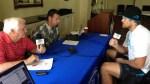 NFL Radio - 2014 TCT - Panthers - TE Greg Olsen