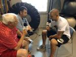 NFL Radio - 2014 TCT - Rams - LB James Laurinaitis