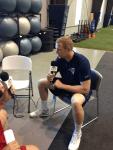 NFL Radio - 2014 TCT - Rams - P Johnny Hekker